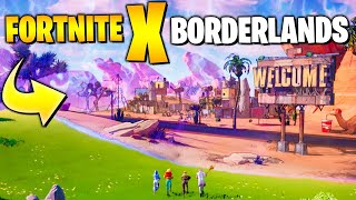 Statt MOISTY MIRE kommt BORDERLANDS? 🔥 Neue Skins, Emotes, Leaks | Fortnite Live Deutsch
