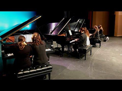 Festival of Keys - South Carolina School of the Arts