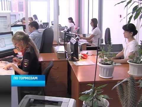Начальник УМВД России по Тюменской области посетил пункт регистрации автомобилей