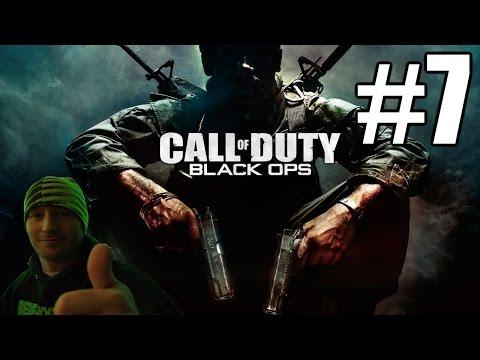 Black Ops Campaign Gameplay Playthrough #7 - Jason Hudson (PC)