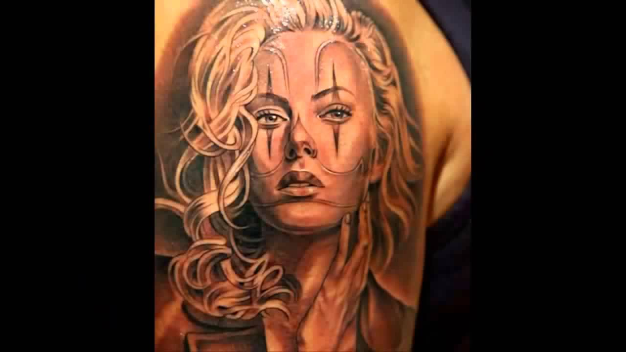 amazing portrait designs best tattoos in the