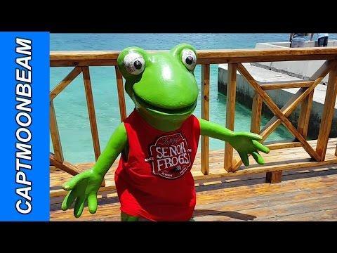 Q & A, Emergencies and Senor Frogs Nassau, Atlantis Bahamas Day 3, Pilot Vlog 106