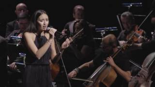Faia Younan - Ya Mahla'l Fus'ha (feat. The Orchestra of Syrian Musicians)