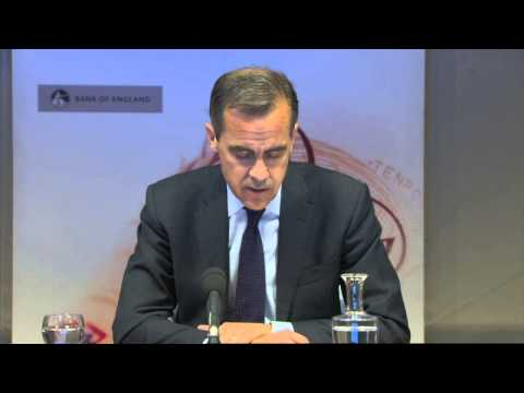 Mark Carney announces Bank of England interest rate plan