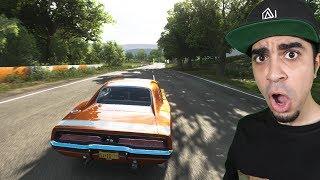 اقوى سباق في افضل لعبة سيارات فورزا هورايزن 4 - Forza Horizon 4 !!