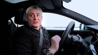 Jaguar Experience | Егор Васильев. Урок 7 — Безопасная остановка автомобиля