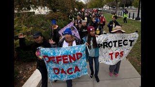VOA连线(莫雨): 保守派大法官倾向于支持特朗普政府废除DACA项目