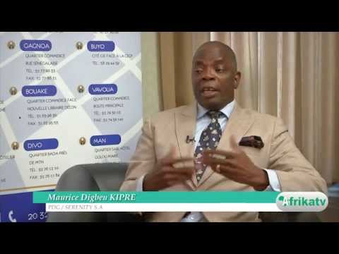 Entretien avec le PDG de SERENITY SA