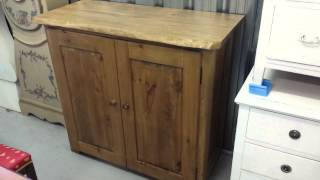 Swedish Interior Design Bespoke Oak Dresser
