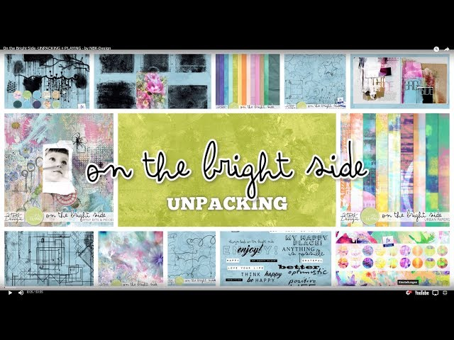 On the Bright Side -UNPACKING + PLAYING - by NBK-Design