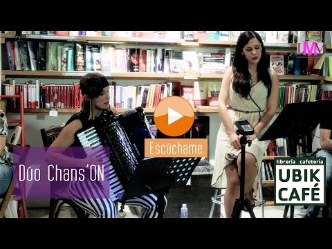 Chans'ON - Ubik Café - LMV Live Music Valencia