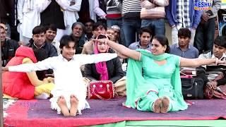 Aaja Aaja Balam Hajari | Ragni | Deepa Chaudhary | Satpal | Dhakpuri Competition 2018 | Keshu Music