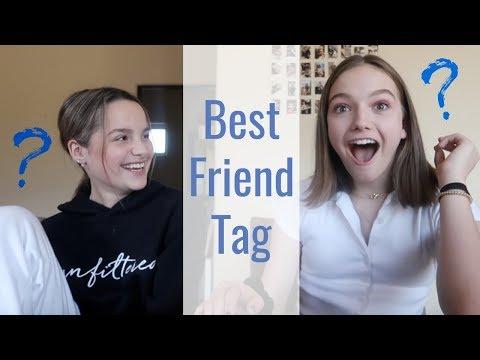 Best Friend Tag! Vlog Day #118 || Jayden Bartels