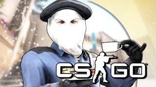 ДИКАЯ НАРКОМАНСКАЯ МИССИЯ! - CS:GO (Мини-Игры)