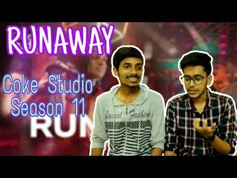 Indian Reacts To :- RUNAWAY | KREWELLA | Coke Studio Season 11