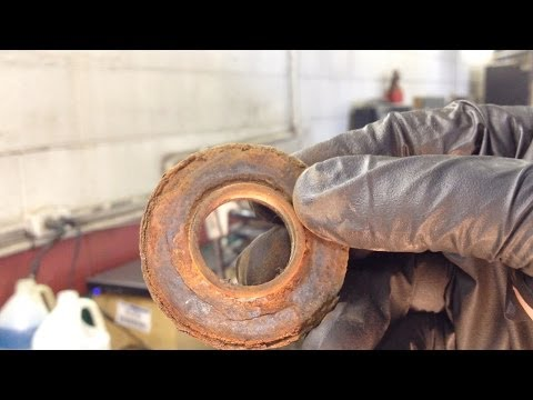Ford Fusion Clunk Noises- Strut Bearing Replacement