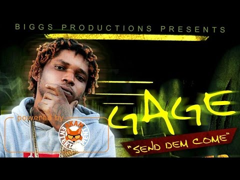 Gage - Send Dem Come (Raw) [Dark Step Riddim] April 2017