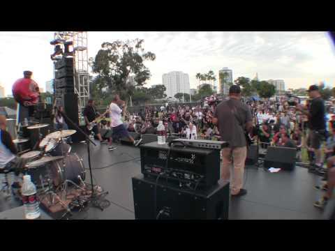 "DISSENSION - LONG BEACH CA 6/27/2015 - PUNK ROCK PICNIC 'VULTURE VIDEO"""
