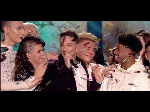 Winner Single - Matt debuts When Christmas Comes Around | Final Results | The X Factor UK 2016