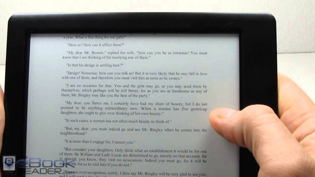 Kobo Glo Hd Pdf Review The Ebook Reader