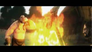 vrykul ambush a warcraft inspired short cg film