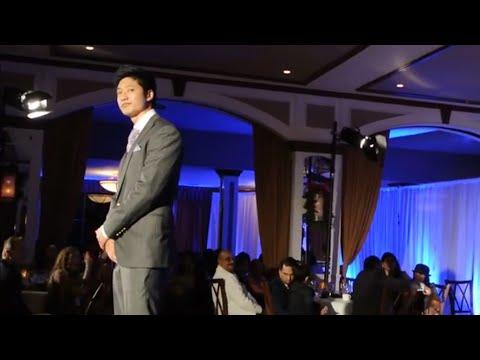 Ms & Mr Vancouver 2014 - Walt Yao - Evening wear