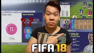 MIT POTY SESSEGNON ZUR ELITE WELCHEN FUT-SWAP SPIELER HOLEN WIR UNS  FIFA 18 RTG151