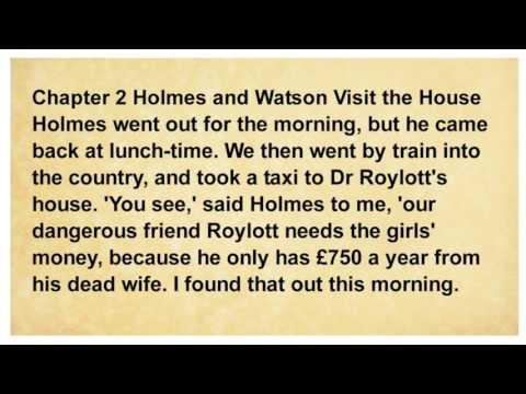 Sherlock Holmes Short Stories Graded reader level 2