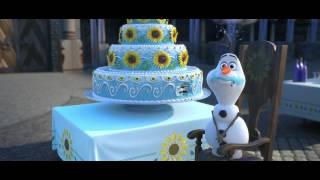 """""""Холодное сердце 2: Ледяная лихорадка"""" - трейлер ( Frozen Fever Official Trailer )"""