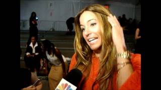 New York Housewife Kelly Interviewed at Luca Luca MBFW NY SS 2012 Anastasia Lambrou Thumbnail