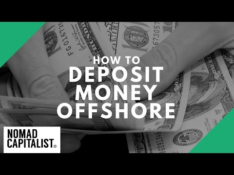 How To Deposit Money To An Offshore Bank Account