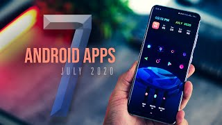 Top 7 Must Have Android Apps - July 2020!