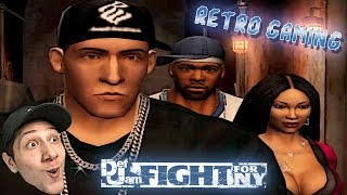 DEF JAM: FIGHT FOR NY (PS2 & NGC) - RETRO GAMING SERIES!! #3