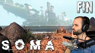 Hola Amigos! En este gameplay en español de SOMA llegamos al desenl...