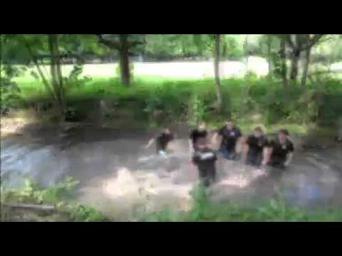 Cold Water Challenge 2014 Feuerwehr Rotenberg