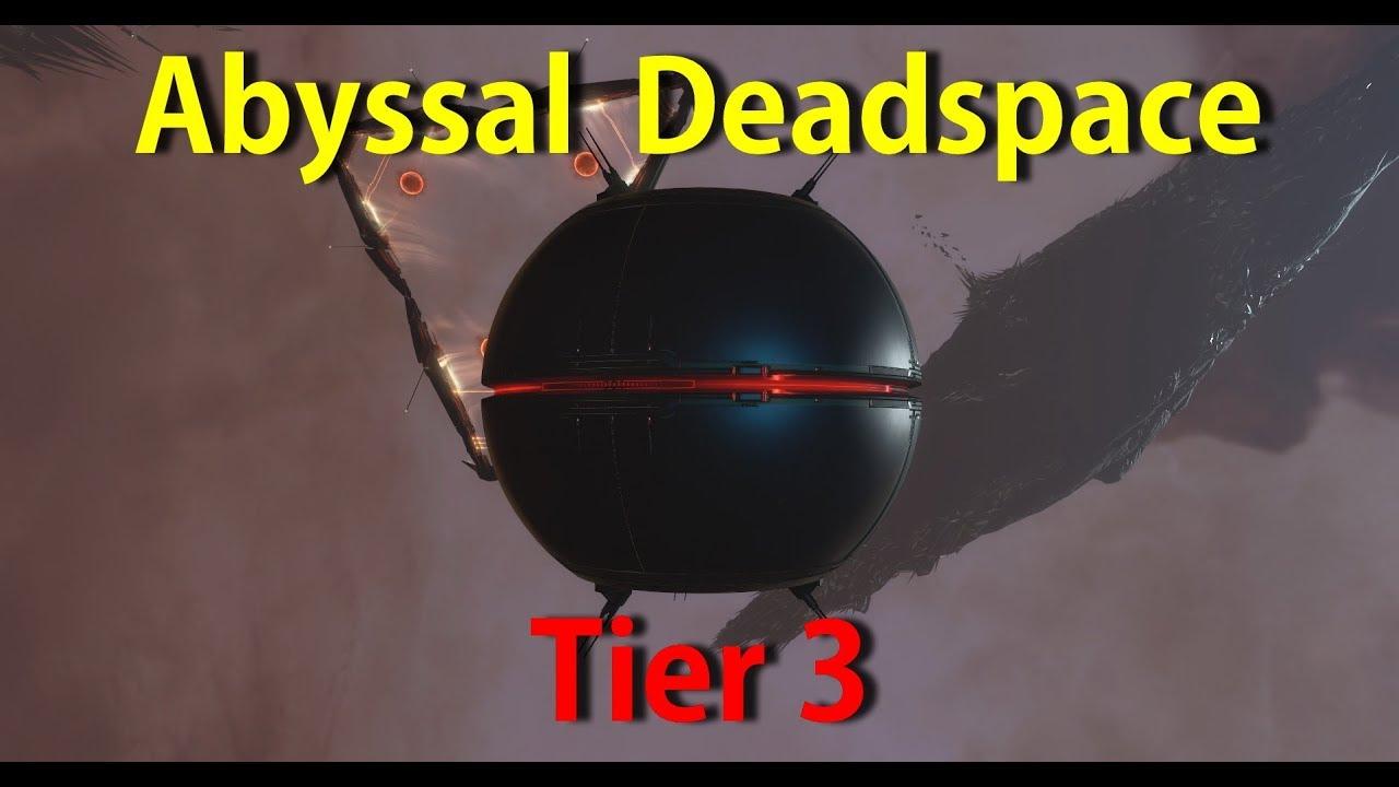 EVE Online Tier 4 Gamma Abyssal Deadspace Gila - PageBD Com