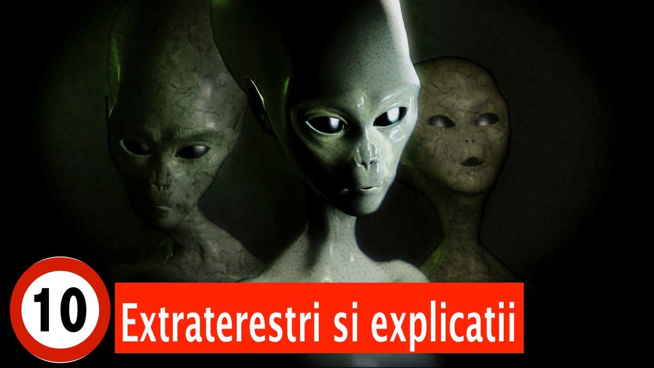 Top 10 Explicatii Oferite Despre Extraterestri