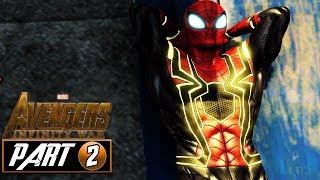 Avengers: INFINITY WAR Spider-man Part 2 - TASM 2 MOD