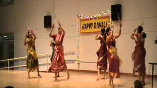 Kolattam Dance - Avalon - Acton Diwali