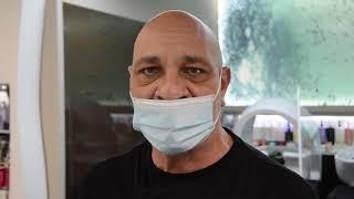 Napoli, la protesta dei parrucchieri: aperti locali e saloni di bellezza