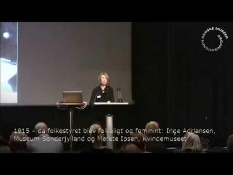 Kultur-, Naturhistorisk og Kunstfagligt orienteringsmøde 2014. Del 1