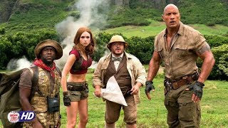Jumanji Welcome To The Jungle Movie Clip Hollywood 2018 Actors Dwayne Johnson | Director Jake Kasdan