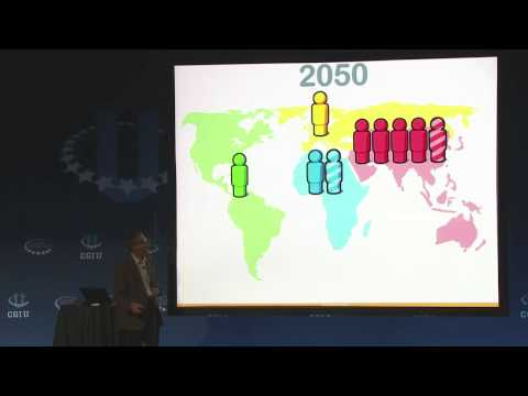 Hans Rosling Discusses Pre-Conceived Notions and a Fact-Based World View - CGI U 2015