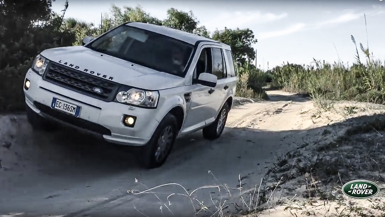 freelander 2 land rover test off road beach youtube. Black Bedroom Furniture Sets. Home Design Ideas