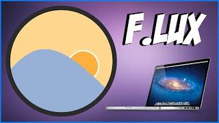 [TUTO] Ne plus avoir mal aux yeux devant un écran avec le logiciel F.lux !