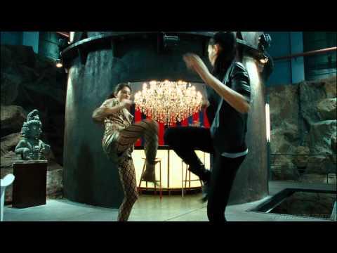 Chinese Zodiac (2012) - Leather Fight Scene HD 1080p
