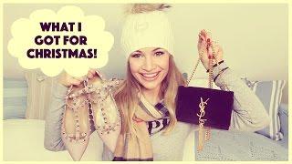 What I Got for Christmas 2015! | Anna Saccone