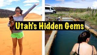 Hidden Gems in Uтah | Van Life in Utah