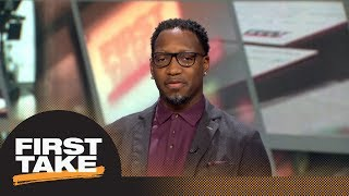 Tracy McGrady deep dives into Rockets vs. Warriors Western Conference finals | First Take | ESPN