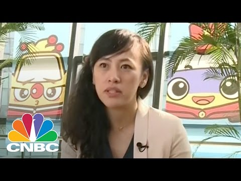 China's Didi Chuxing On Apple investment | CNBC